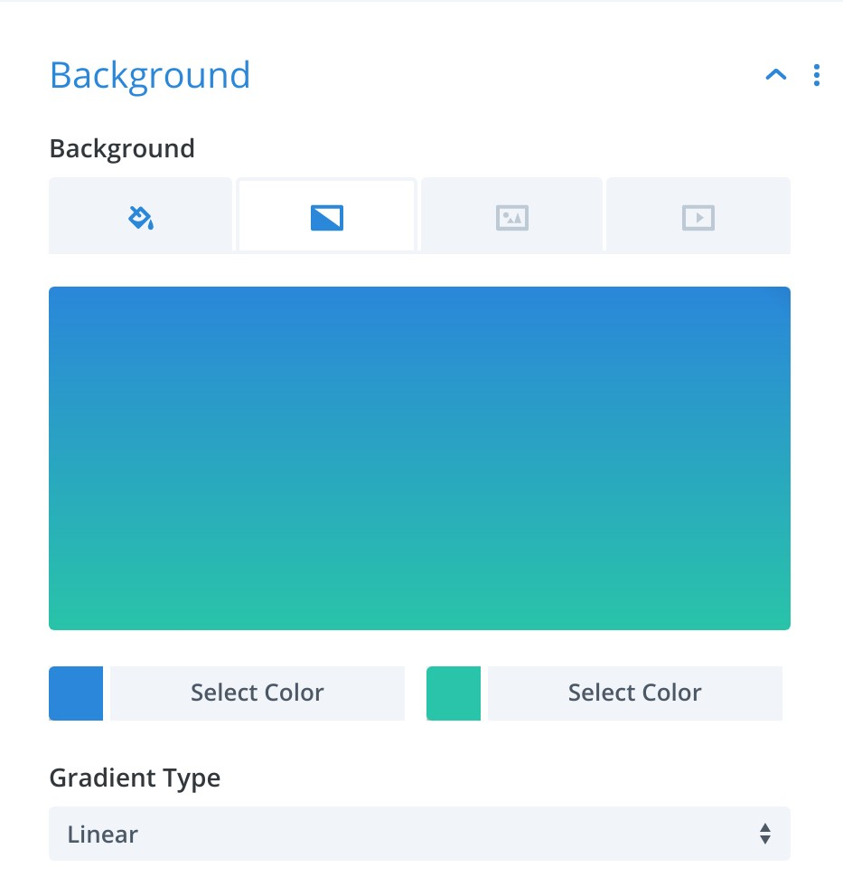 Covid-19 Background Section - Divi Module - WordPress Schema Plugin