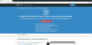Install & Activate WordPress Schema Plugin For Divi, Gutenberg & Shortcodes