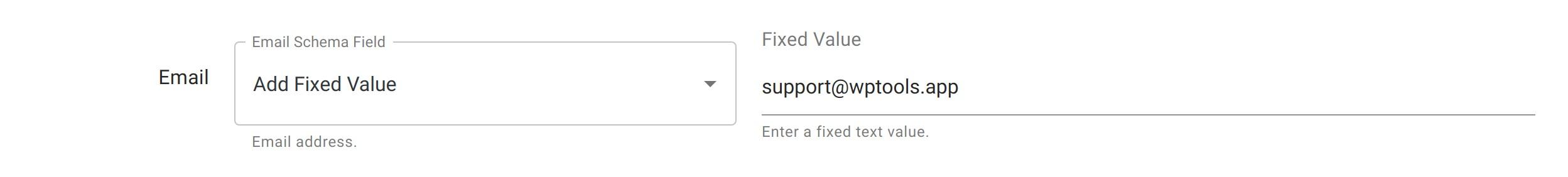Email - Local Business Schema - WordPress Schema Plugin