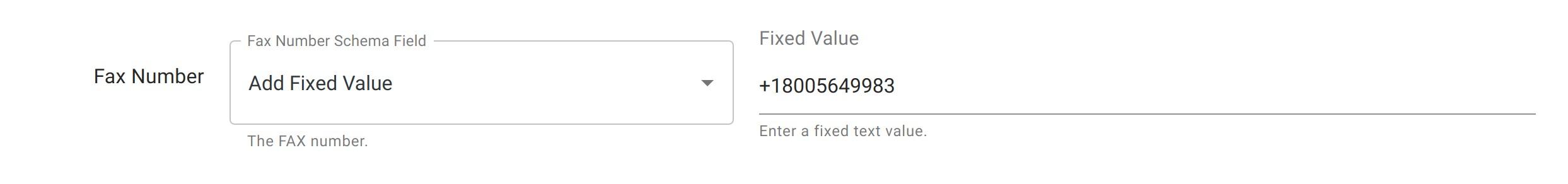 Fax Number - Local Business Schema - WordPress Schema Plugin
