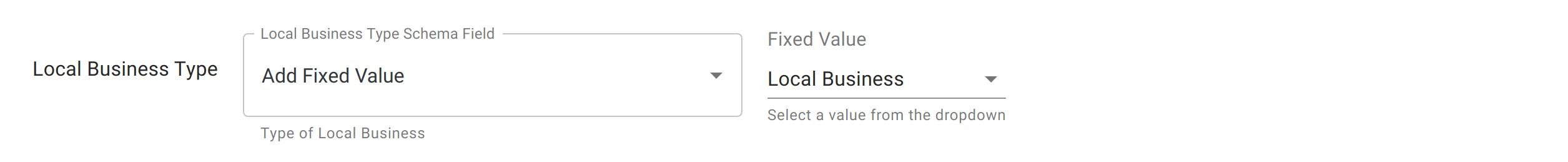 Local Business Type - Local Business Schema - WordPress Schema Plugin